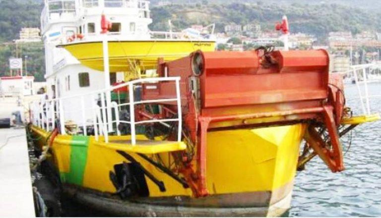 Contrasto all'inquinamento marino, la Fit-Cisl: «Non si escluda il porto di Vibo»