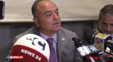 Gratteri: «In Calabria 15 Comuni sciolti per mafia ed oggi molti i sindaci assenti»