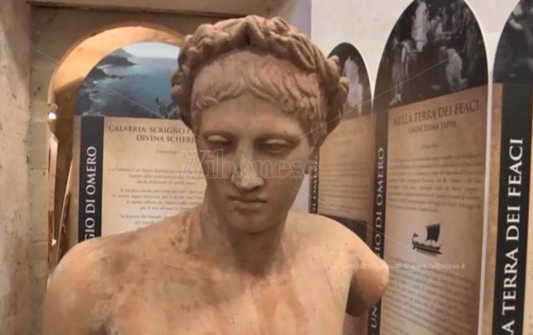 Il mito di Ulisse rivive a Tropea, inaugurato l'Odissea Museum – Video