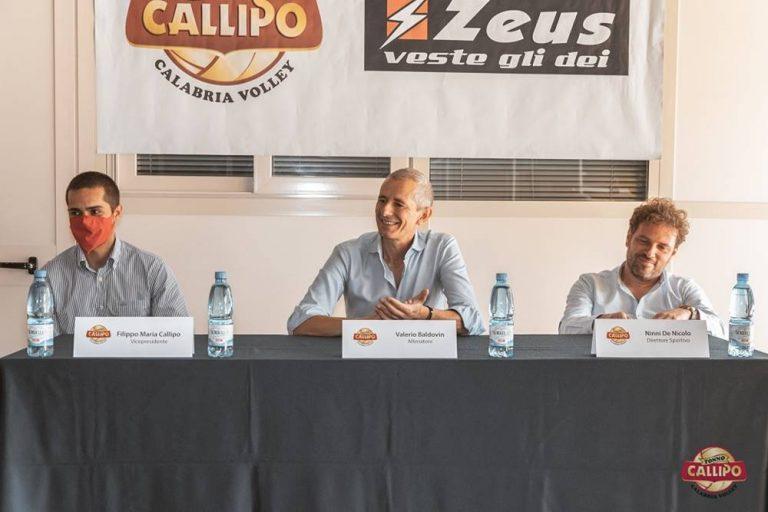 Superlega, coach Baldovid prende in mano Vibo: «Ci faremo valere» – Video