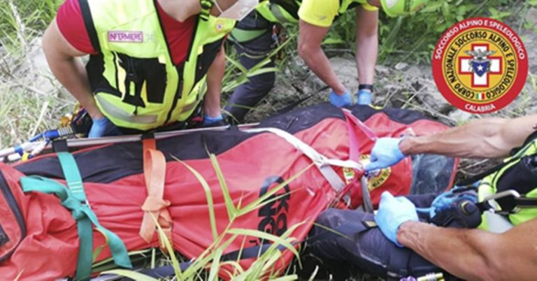 San Costantino, ritrovato morto in un dirupo l'uomo scomparso
