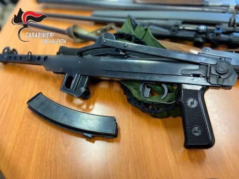 Detenzione di armi clandestine a Stefanaconi, ecco chi è la coppia arrestata