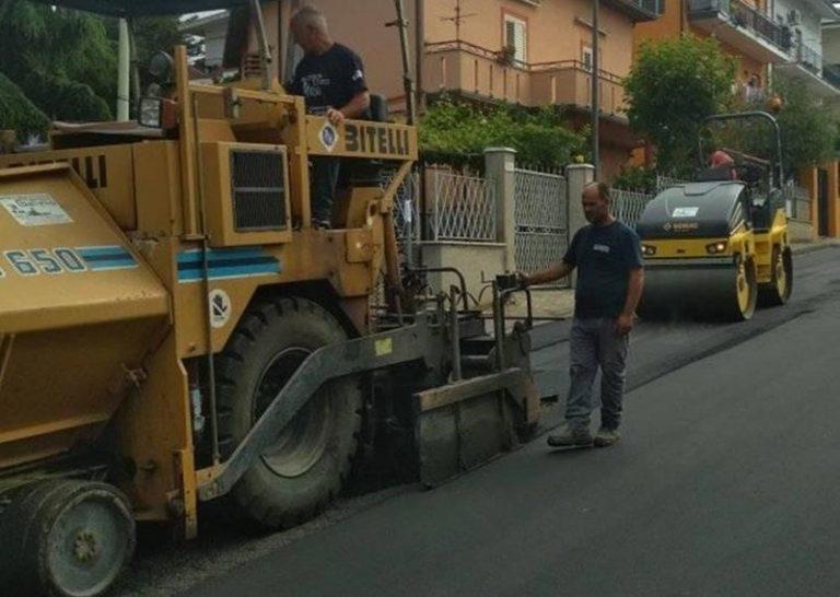 Strade provinciali asfaltate dal Comune di Nicotera, le critiche di D'Agostino