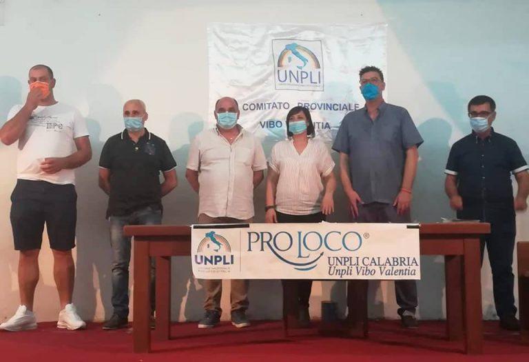 Pro loco, Pino Maiuli confermato presidente provinciale Unpli Vibo
