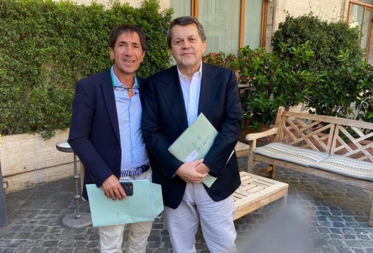 Patronato Acai-Enas: Gianfranco La Torre nel Consiglio nazionale