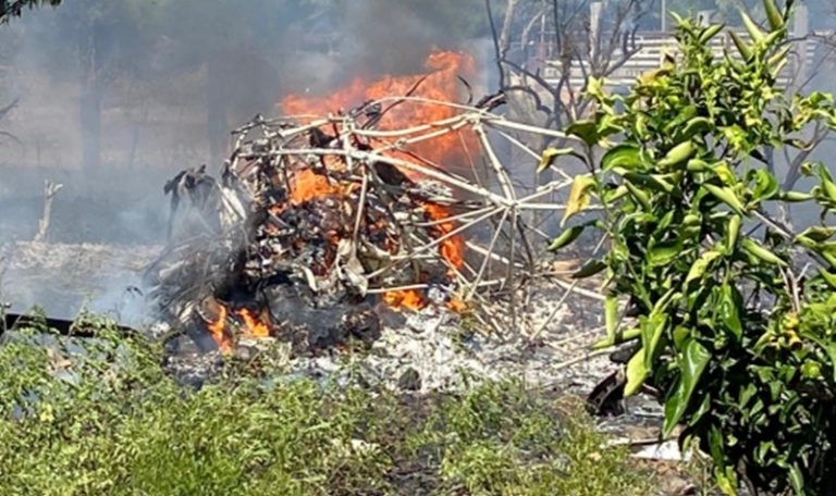 Incidente aereo a Cassano: due i morti