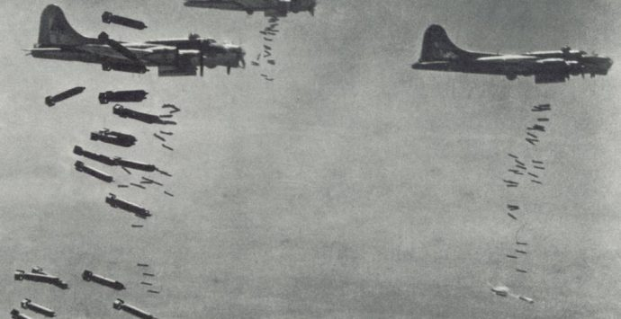 Gli ordigni nel mare di Briatico, ultimi residui della tragica estate del '43