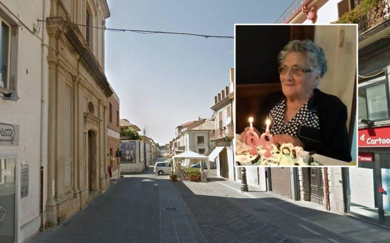 Addio a donna Pina D'Aguì, il cuore di Vibo perde un'altra icona