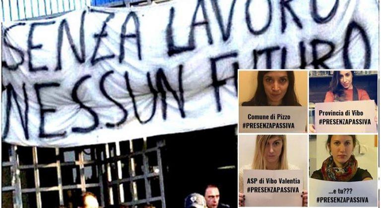 Precariato: sciopero bianco dei tirocinanti, la protesta parte dal Vibonese