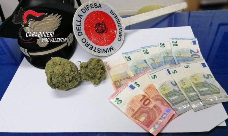 Spadola, 23enne arrestato per spaccio di marijuana