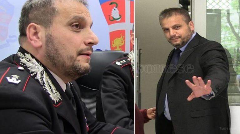 Valerio Palmieri, la spina nel fianco della 'ndrangheta lascia Vibo Valentia