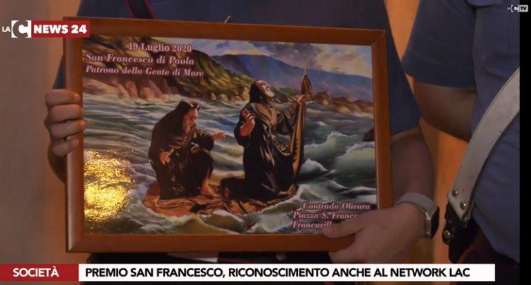 Premio San Francesco per l'impegno nella pandemia: c'è anche il network LaC – Video
