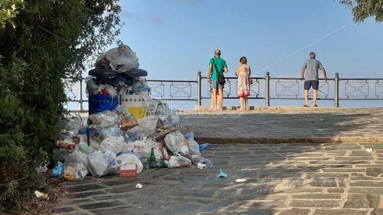 Ricadi e Capo Vaticano alle prese con un'emergenza ambientale senza precedenti
