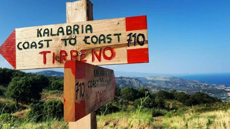 Kalabria coast to coast, ecco le novità sul sentiero tra i due mari