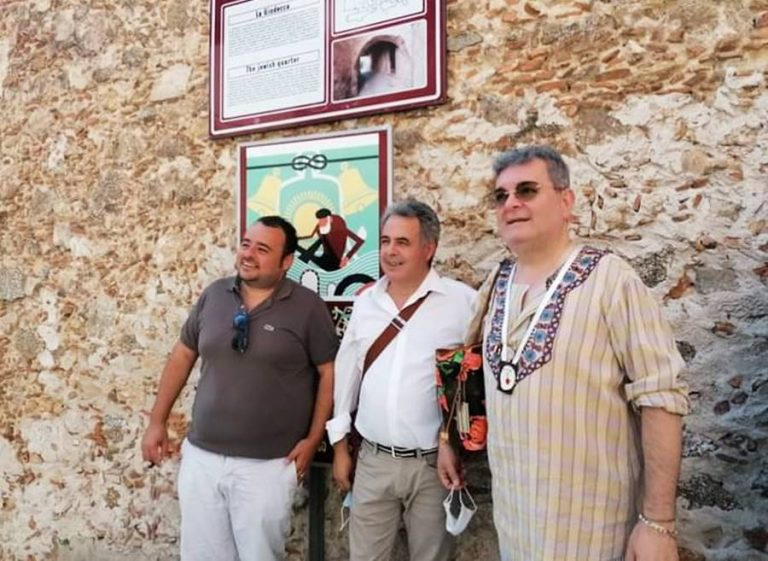 Nicotera, il vicepresidente della Regione Spirlì in visita istituzionale