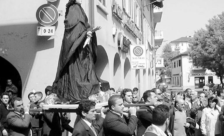 Il gemellaggio tra Carmagnola e Sant'Onofrio agli atti del processo Fenice