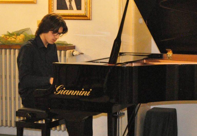 Vibo, recital del pianista Alberto Capuano all'Auditorium dello Spirito Santo