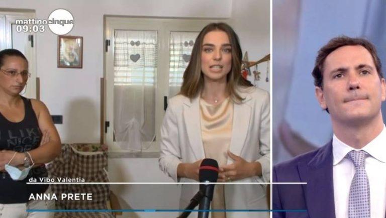 La giornalista calabrese Anna Prete nuova inviata di Mattino Cinque