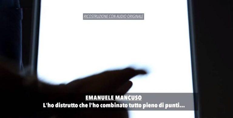 L'ultima intercettazione di Emanuele Mancuso con il boss Leone Soriano – Video