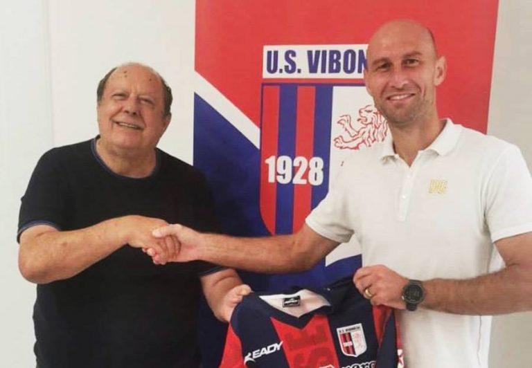 Vibonese, nuovo colpo per i rossoblù: ecco Leandro Vitiello