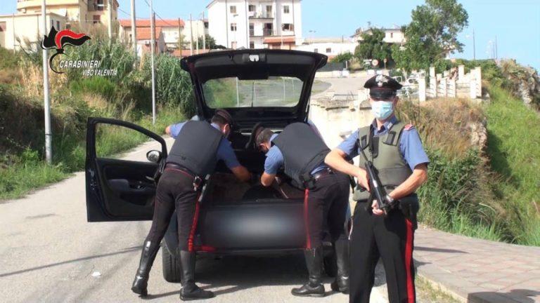 Violenta rapina ai danni di un'anziana, arrestato 22enne di Briatico – Video