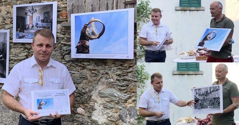 Saverio Caracciolo non si ferma più: primo posto e menzione speciale in Toscana