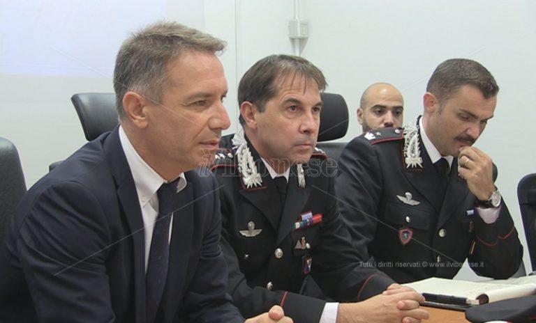 Vibo violenta, la sfida di Camillo Falvo: «Limitiamo pure le armi lecitamente detenute» – Video
