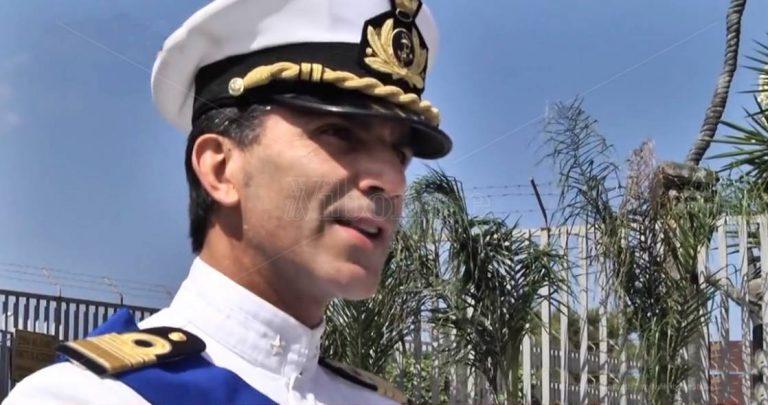 Capitaneria di Porto, Giuseppe Spera lascia il comando – Video
