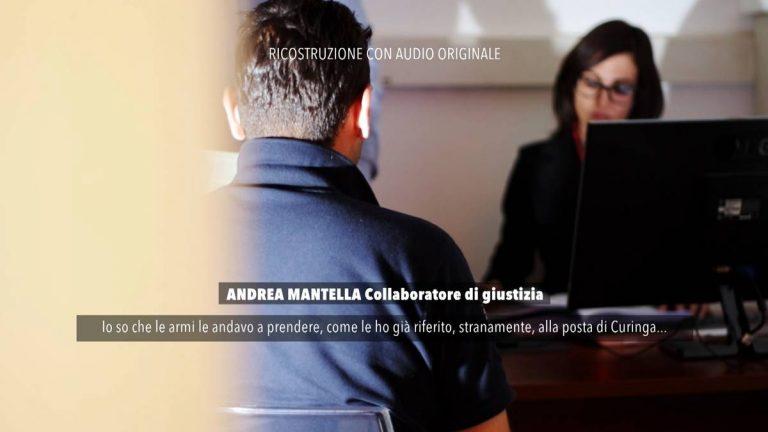 """Armi, soldi e oro: Mantella svela il """"pozzo"""" svizzero del clan Anello"""