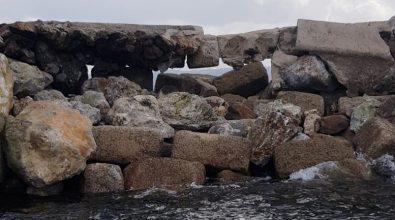 Il molo di Briatico escluso dai finanziamenti: la rabbia dei pescatori
