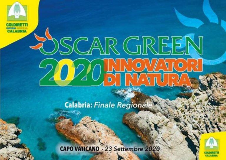 Coldiretti assegna gli Oscar Green 2020 a Capo Vaticano