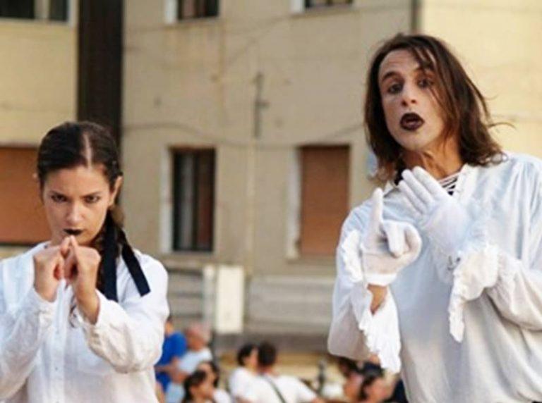 """Teatro, a Pizzo il Campus teatrale """"Percorsi – L'Accademia dei Lunanzi"""""""