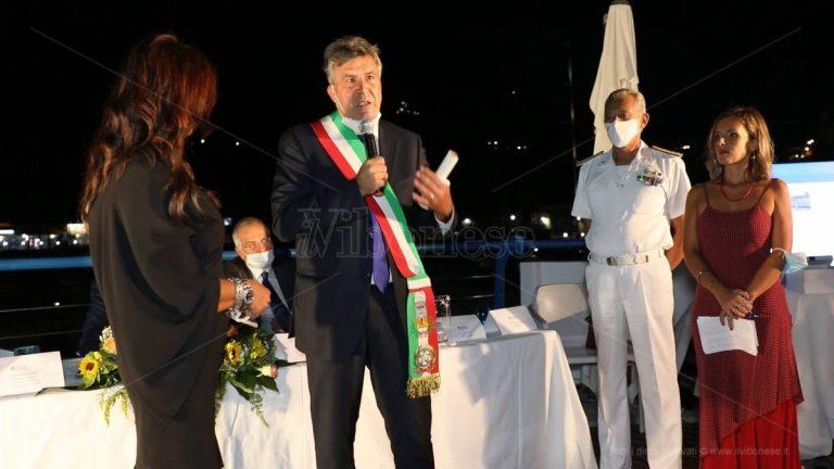 """Tropea, assegnato il premio """"Mare Pulito Bruno Giordano"""" – Video"""