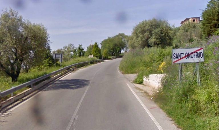 Provinciale Vibo-Sant'Onofrio nel degrado, Profiti (Pd): «Intervenire al più presto»