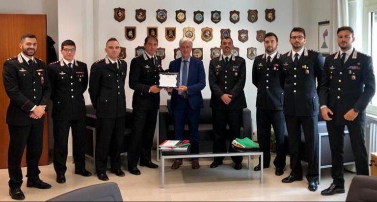 Il questore di Vibo ringrazia carabinieri e Guardia di finanza