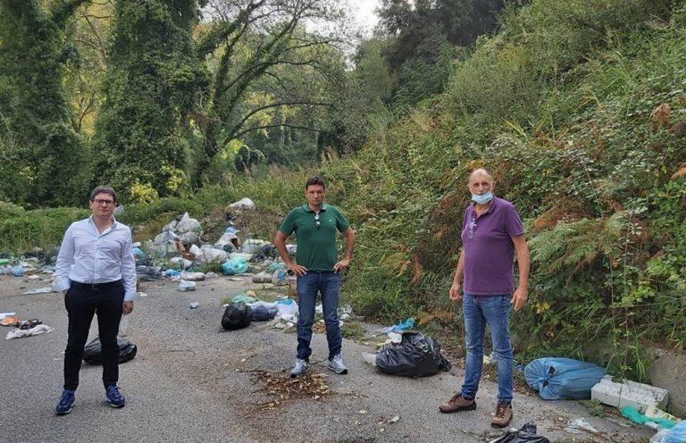 Vibo, l'opposizione: «Località Celantonio è una discarica». Bruni: «È della Provincia»