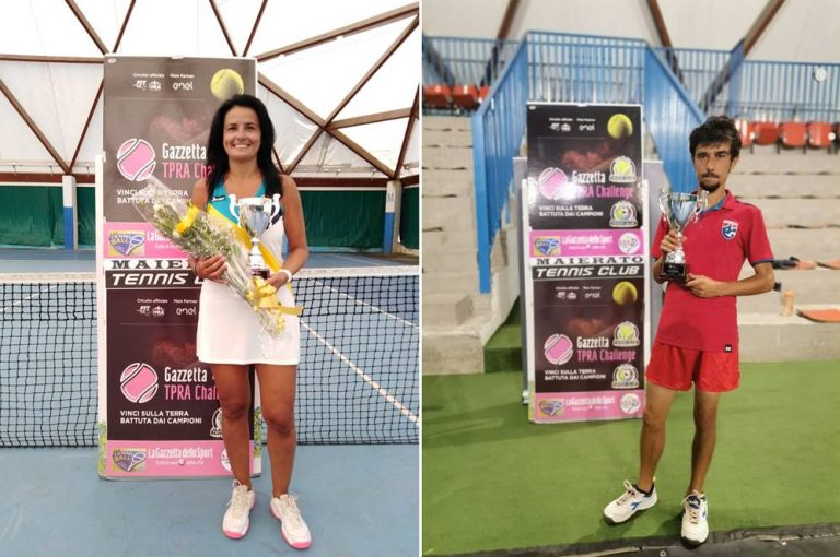 """Tennis, concluso il master """"Gazzetta Challenge"""": ecco chi stacca il pass per Roma"""