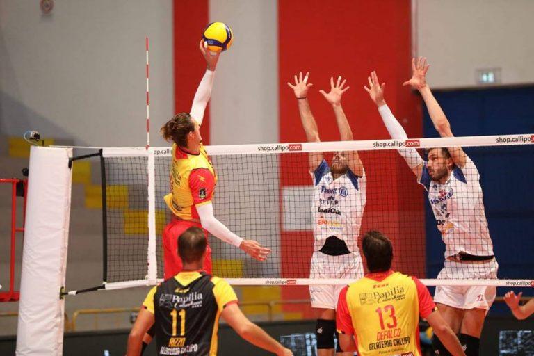 Coppa Italia volley, Vibo è out: al PalaMaiata passa Milano – Video