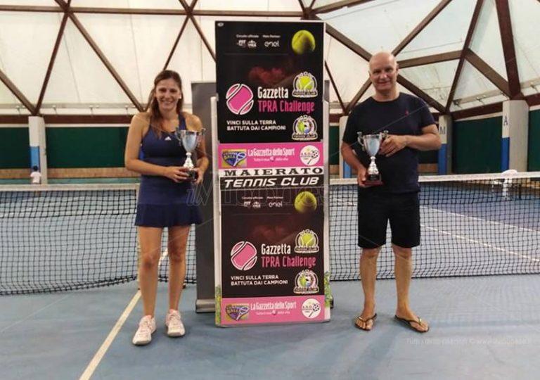Tennis, a Maierato entra nel vivo il Master regionale Tpra