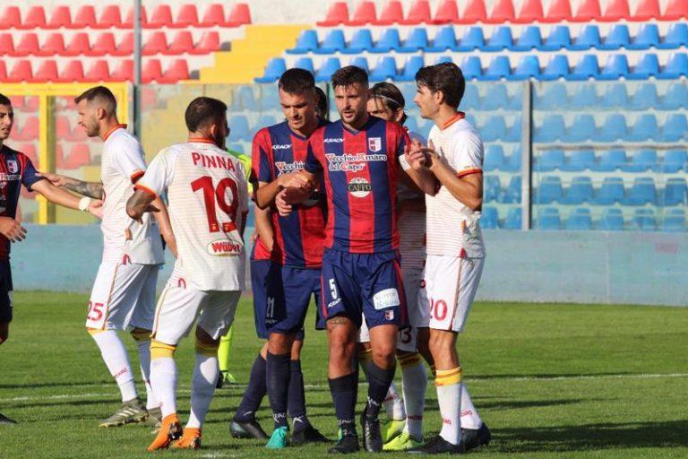 Vibonese-Catanzaro finisce 0-0 ma a recriminare sono i rossoblù – Video