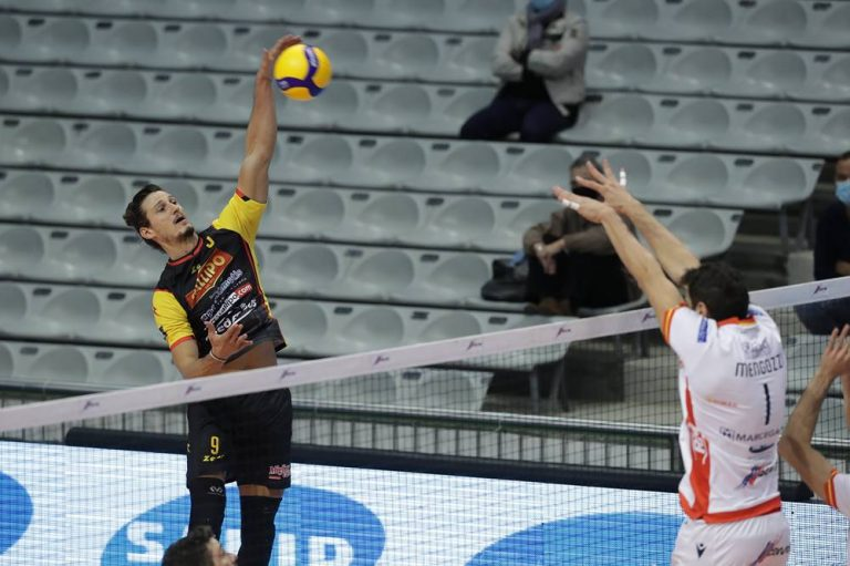Impresa Tonno Callipo a Ravenna, la quarta vittoria arriva al tie-break – Video