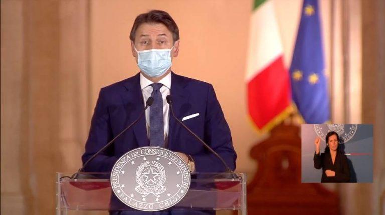 Dpcm Conte, nuove misure anti-Covid: ecco le novità – Video