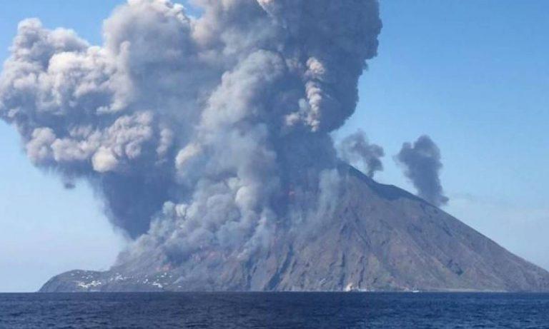 """Un'eruzione ogni quattro anni: misurata la """"memoria"""" dello Stromboli"""