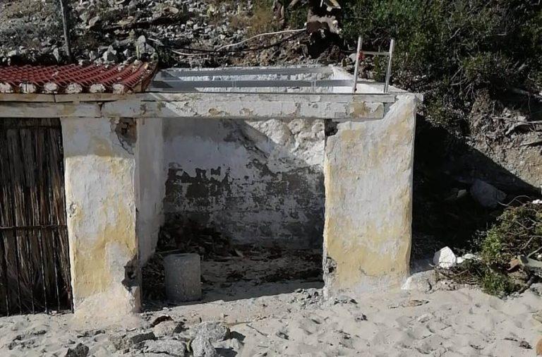Ricadi, proseguono le demolizioni di opere abusive a Grotticelle
