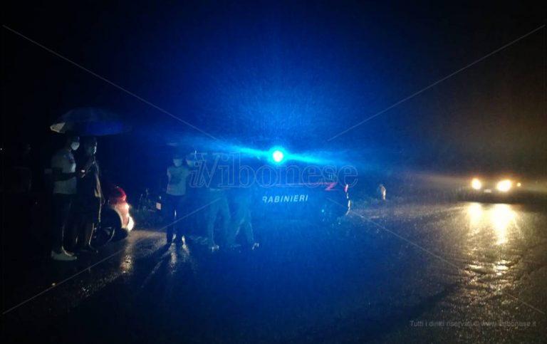 Incidente tra Mesiano e Zungri, coinvolte diverse auto: un ferito in ospedale – Video