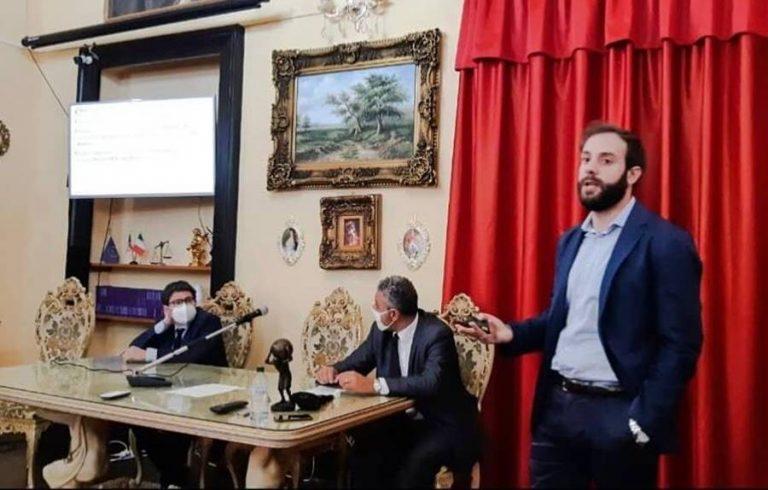 Il fisico vibonese Gregorio Carullo all'Istituto italiano di Criminologia