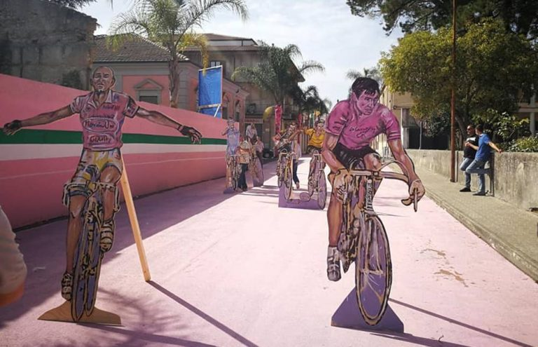 Giro d'Italia, scattato il conto alla rovescia per la partenza di Mileto – Video