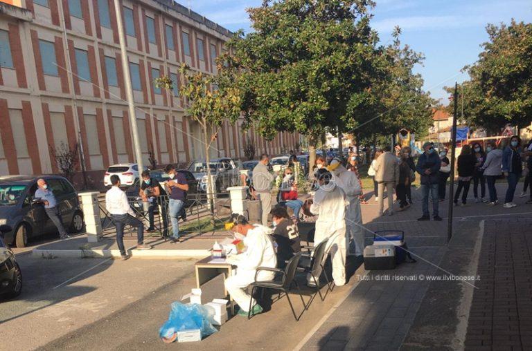 San Costantino, dopo la chiusura delle scuole al via i tamponi a tappeto