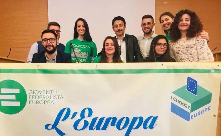 Vibo, Federalisti europei a congresso: rinnovata la segreteria