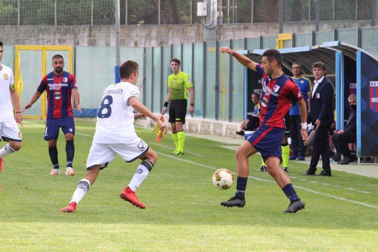 Lega pro, Vibonese sconfitta in casa dalla Juve Stabia – Video